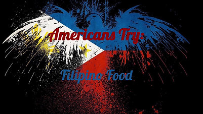 Americans Try: Filipino Food