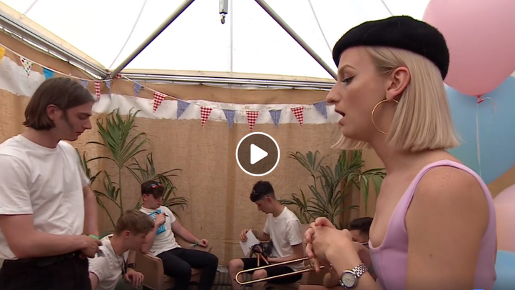 Glastonbury 2019- Chrissie Huntley