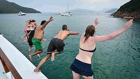 Lets Junk Boat Party
