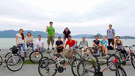 Lets Cycling & BBQ
