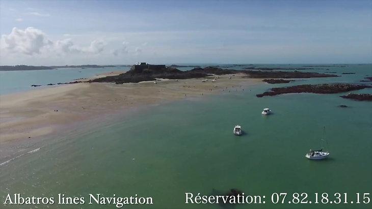 Albatros Lines Navigation film