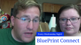 BluePrint Connect With Anna and Ryan. October, 28, 2020