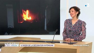 Le boom de la décoration intérieure  - France 3 Picardie