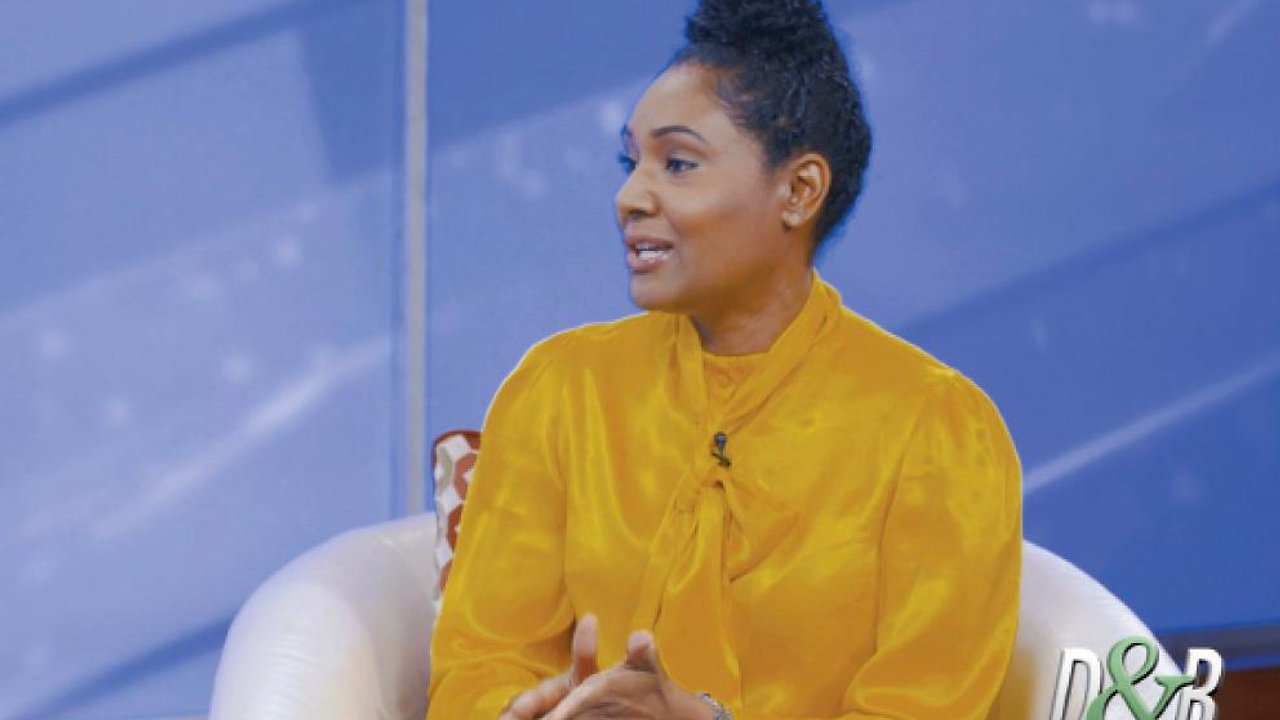 "Simone Williams appears as special guest on ""Diplomacy and Business with Ambassador Audrey Marks"""