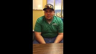 Christian video testimonial