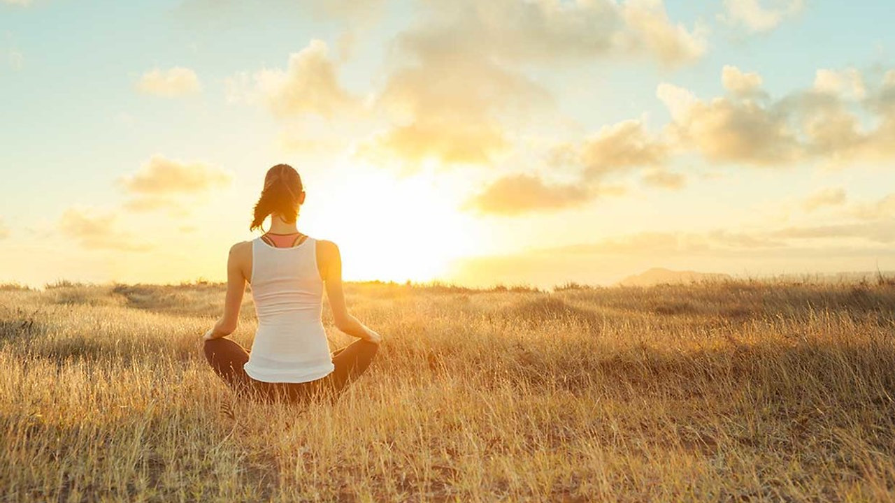 Modified Mindfulness Meditation for Beginners
