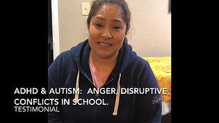 testimonial ADHD AUTISM