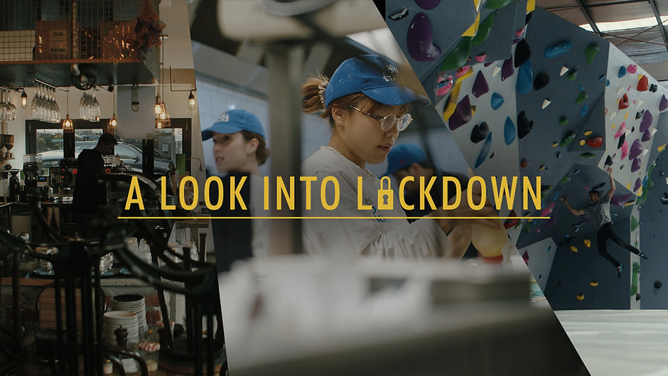 A Look Into Lockdown