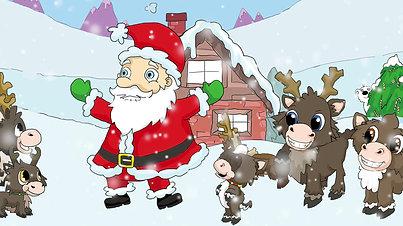 Reindeer In Here Story