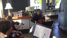 "Arco Music Trio - ""Queen of Sheeba"" G. Handel"