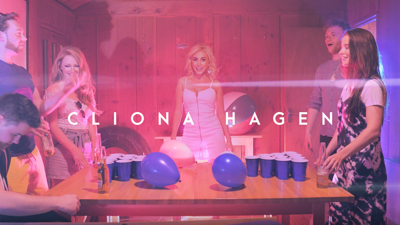 Cliona Hagen - 'Get Your Redneck On'(OFFICIAL MUSIC VIDEO)