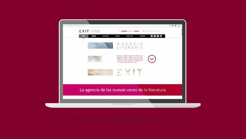 PROMOCIÓN WEB EXIT