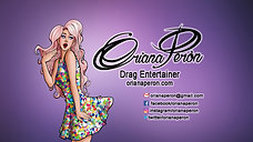 Oriana Peron - Galaxy Mix @ Open Stage @ The Back Door