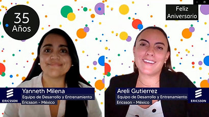 Microsoft y Ericsson México se unen a esta gran celebración con estos mensajes de felicitación y agradecimiento.