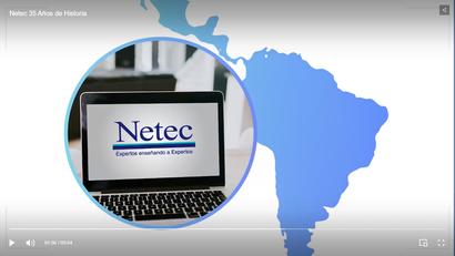 Netec 35 Años de Historia