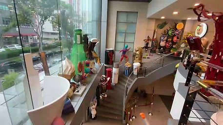 Company Showroom Video