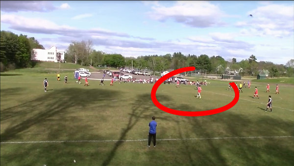 Noah Perry - Soccer Footage