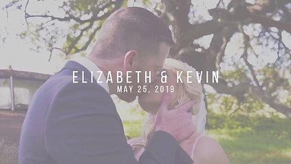 Elizabeth + Kevin