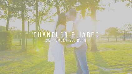 Chandler + Jared