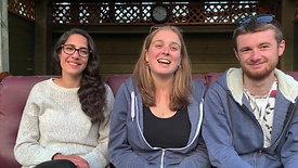 Evangelism - Seth, Rachel & Daniela