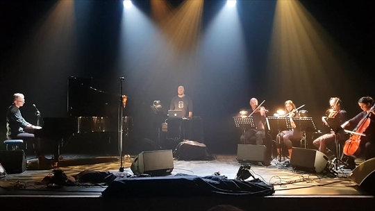 Snorri Hallgrímsson - live at CC Hasselt