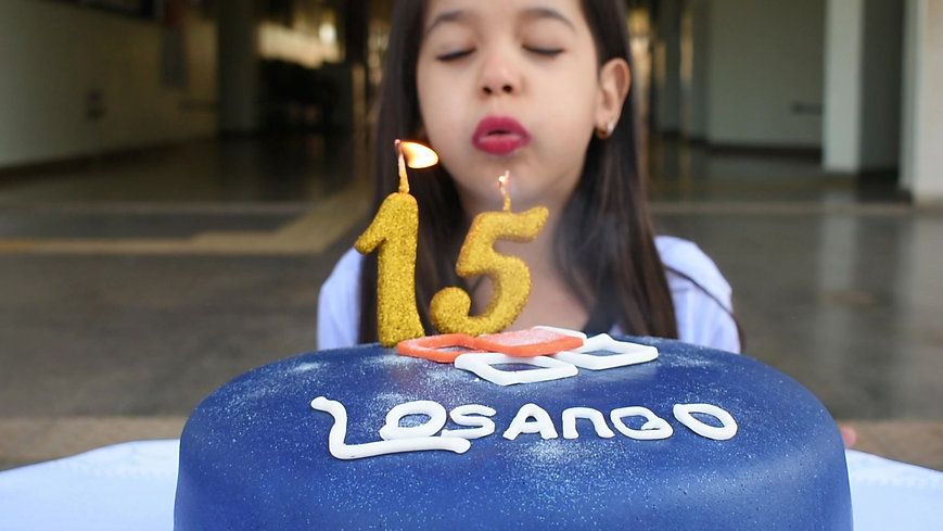 15 anos Colégio Losango Arcos