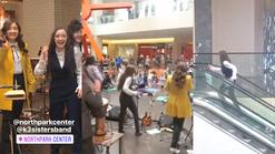 NorthPark Mall Concert Vault Vlog