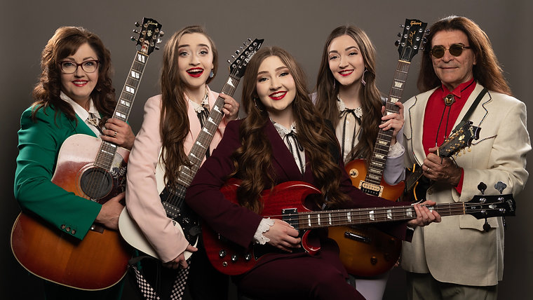 K3 Sisters Band - Premium Access