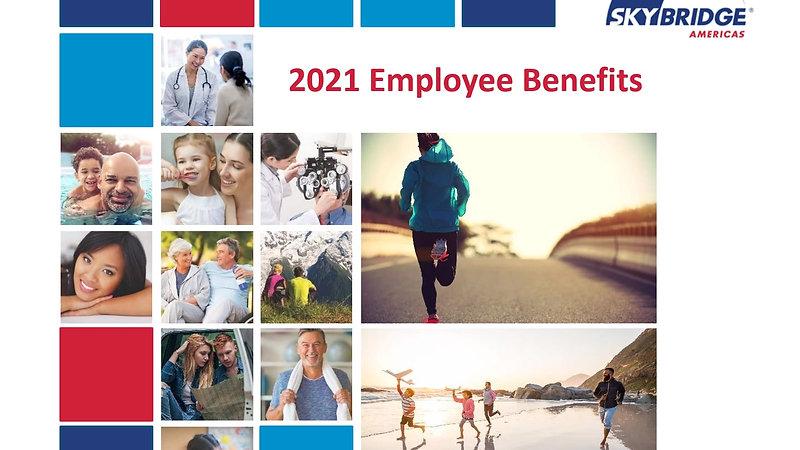 2021-2022 Skybridge US Benefits