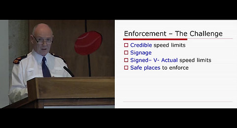 07. Con O'Donoghue - Speed Limits and Enforcement