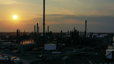 Oil Refinery - I Am a Man Who Will Fight for Your Honor by Chris Zabriskie