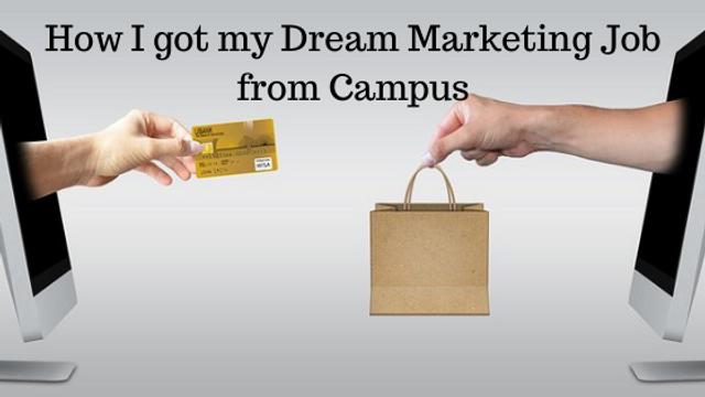 Jumpstart your Sales & Marketing Career