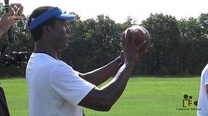 Coach Kez McCorvey Hand Release