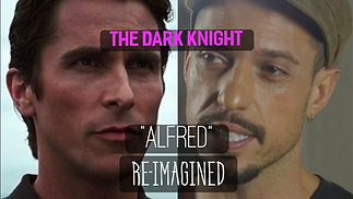 """""""The Dark Knight: Alfred Re-Imagined"""" - Character Visitations - DRAMA"""