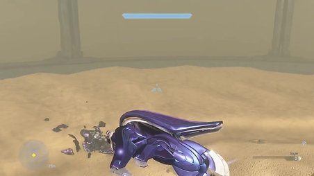 Halo 4: Banshee Vehicle Redesign