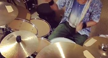 ドラム演奏動画