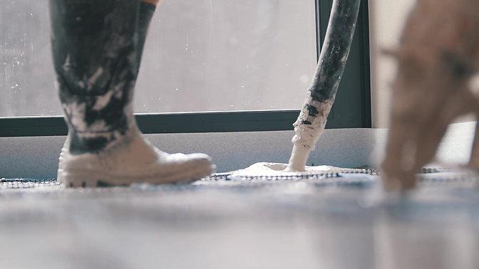 Proč si vybrat naši podlahu z anhydritu?