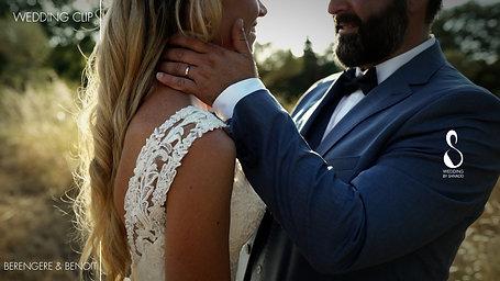 Wedding clip 2021 - Bérengère et Benoit