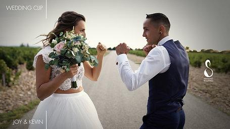 Wedding Clip 2021 - Joy & Kévin