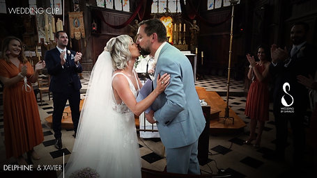 Wedding Clip 2021 - Delphine & Xavier