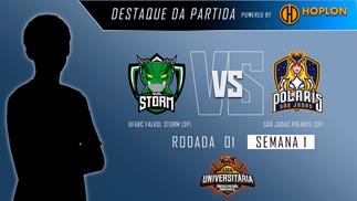 Falkol Storm vs Polaris Partida 2