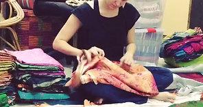 Sari matching process