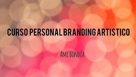 Curso Personal Branding Artístico
