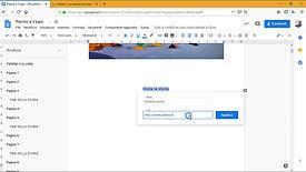 7 Link interni ed esterni al documento (testo)