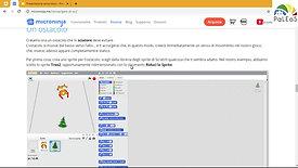 1 Coding per creare videogiochi con Scratch- La metafora del teatro