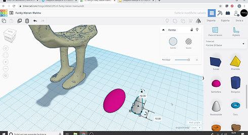 Disegna e stampa in 3D il tuo Bronzetto