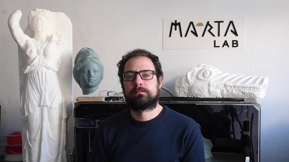 Disegna e stampa in 3D gli ori del MArTA