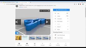 Storia con la stampa 3D [stampa 3D per la primaria e secondaria]