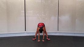 Wide-Legged Forwards Bend