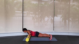 Roller Push-Up
